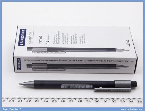 Tehnička olovka 0.7 MARS siva, Staedtler