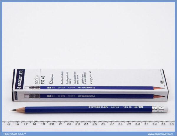 Grafitna olovka HB sa gumicom Norica, Staedtler