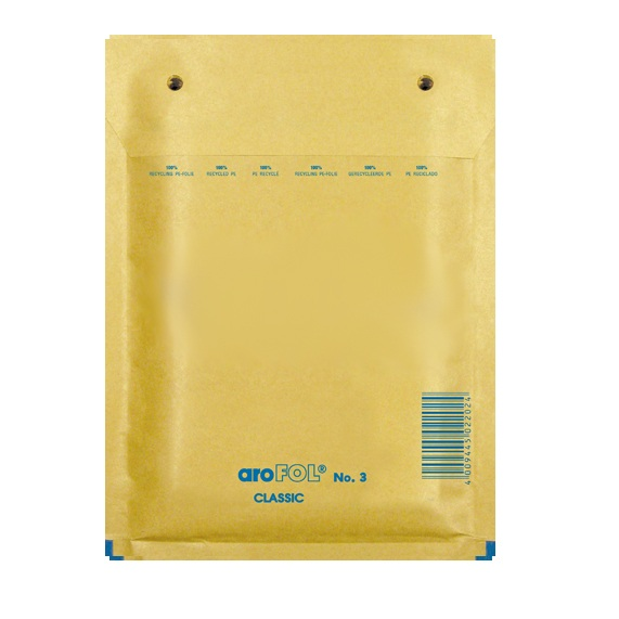 Luft koverta SOFT MAIL no.3 150x215mm C-3