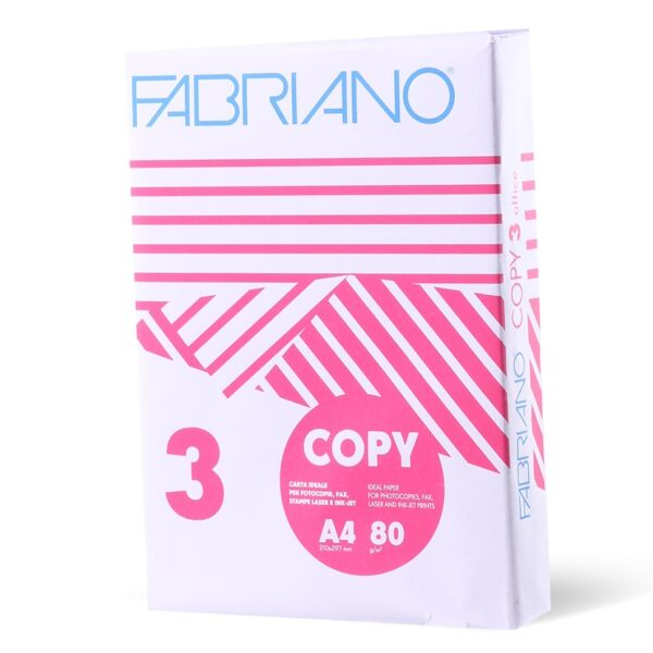 Fabriano Copy 3 A4 format