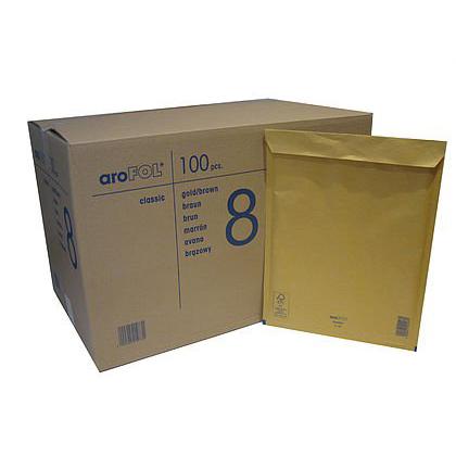 Luft koverta SOFT MAIL no.8 270X360mm H-8