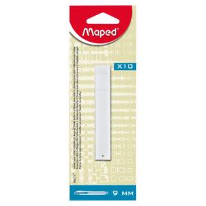 Ulošci-nožići za skalpel 9mm 1/10, MAPED