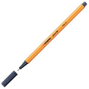 Flomaster 0.4mm PLAVO-SIVA PAYNE'S GREY 88/98, Stabilo