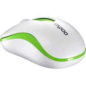 Miš bežični Optički USB M10 zeleni, Rapoo