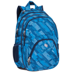 Ranac 2u1 TEENS BLUE PATH 121184, Pulse