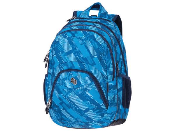 Ranac 2u1 TEENS BLUE PATH 121184, Pulse