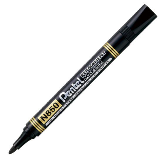 Permanentni marker N850 crni Pentel