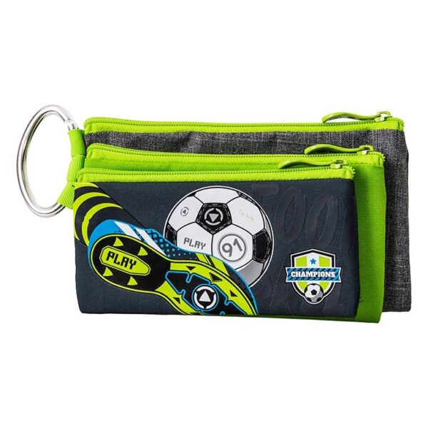 Pernica 3 zipa prazna XL3 FOOTBALL CHAMPIONS 161861, Play