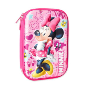 Pernica THIRDLY 1 ZIP MINNIE PINK 3D