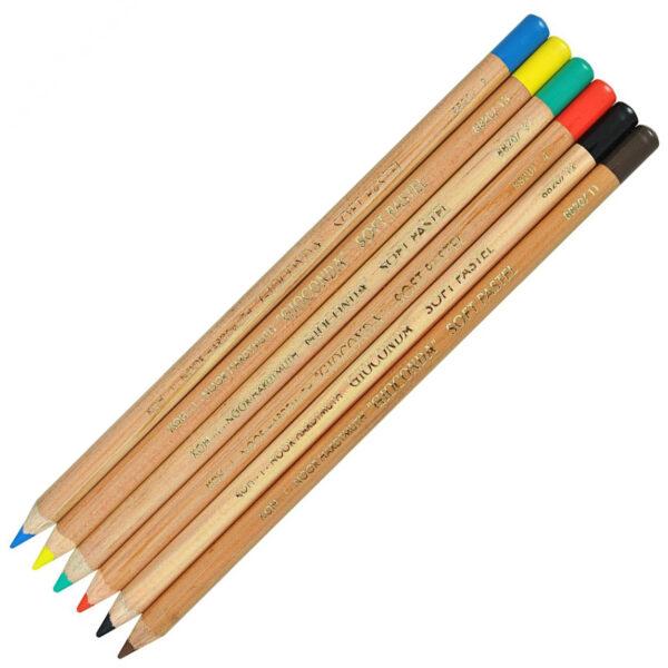 Gioconda Soft Pastel Pencil Set 8826