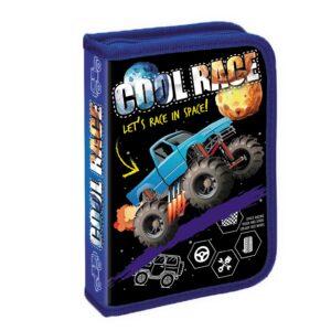 Pernica -1 ZIP- PUNA sa 2 preklopa COOL RACE SC742, S-Cool
