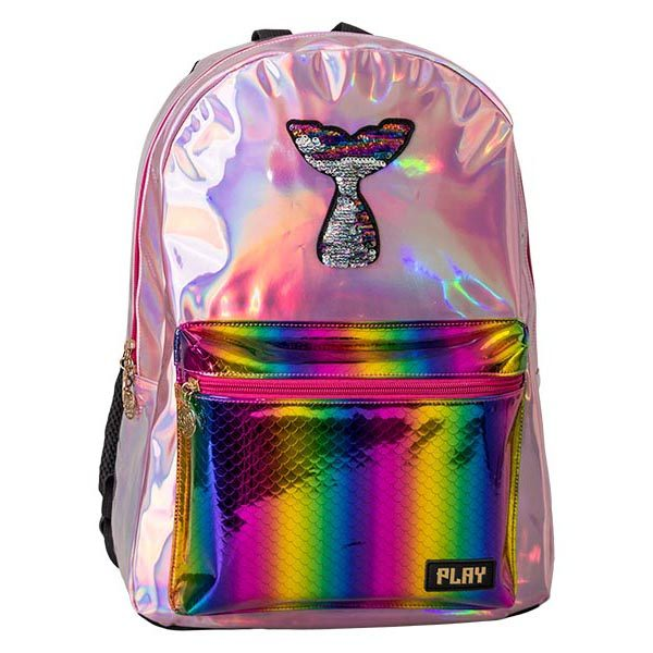 Ranac POP FASHION - RAINBOW MERMAID 162925, Play
