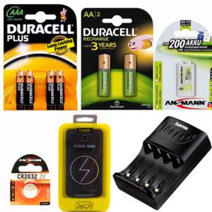 Baterije & Punjači