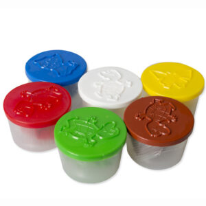 PLAY DOUGH plastelin masa za oblikovanje Blister Mix 6 boja, 90gr, Junior