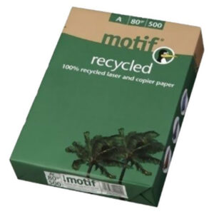 Fotokopir papir 100% reciklirani ILK Motif recycled A3 80gr 1/500, Steinbeis Papier