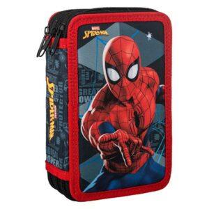 326460 pernica spiderman crna black