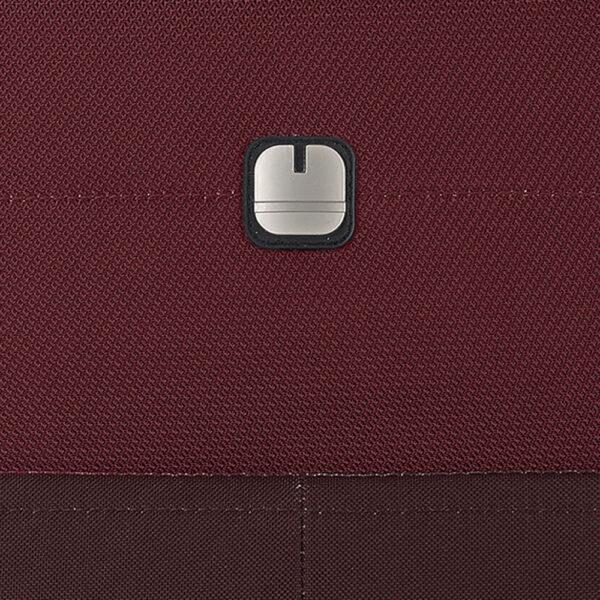 Kofer mali (kabinski) 40x55x20 cm  polyester 35l-2,6 kg Nordic bordo Gabol