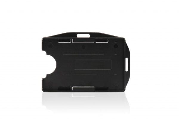 Držač za ID kartice otvoreni dupli, 64x95mm, PP 1/10 crna Tarifold