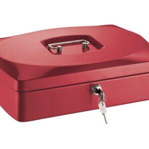 Kasa za novac Alco Premium 330x240x90mm crvena