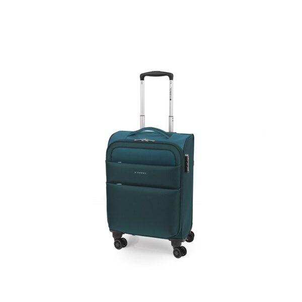 Kofer mali (kabinski) 35x55x20 cm  polyester 31l-2 kg Cloud extra light tirkiz Gabol
