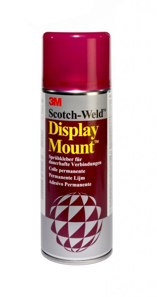 Lepak u spreju 3M DisplayMount™ 400ml