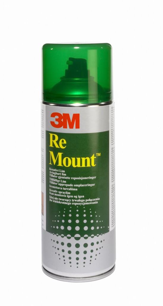 Lepak u spreju 3M ReMount™ 400ml