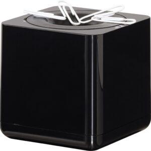 """Magnetna kutija za spajalice """"iLine"""" crna Han"""