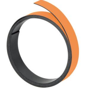 Magnetna traka 5mmx100cm narandžasta Franken