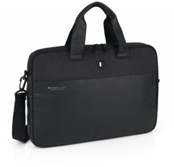 "Notebook torba 41x28x4 cm  15,6"" Micro crna Gabol"