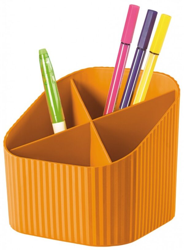 "Stalak za olovke ""X-LOOP"" narandžasta Han"
