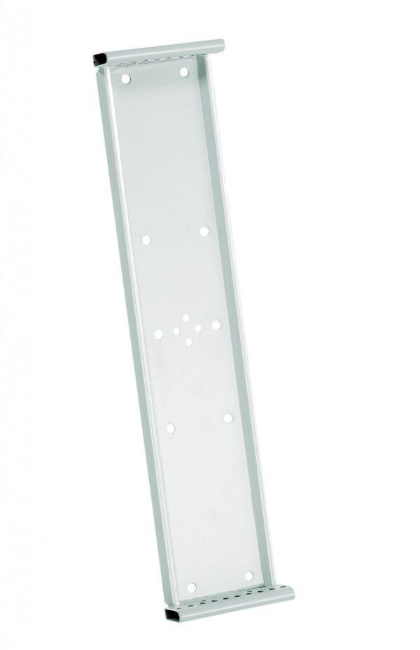Stalak zidni čelični prazan, za 10 ramova A4 Tarifold, bez zatvarača