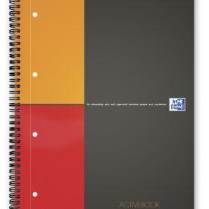 Sveska Oxford International Activebook A4+ kvadratići