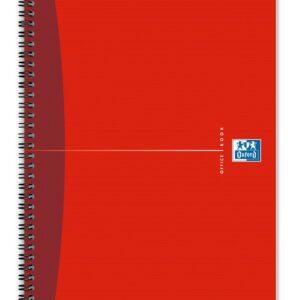 Sveska Oxford Office Essentials A4 kvadratići