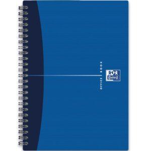 Sveska Oxford Office Essentials A5 kvadratići
