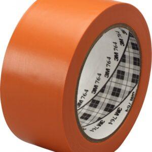 Traka za podno obeležavanje u boji 3M 764L narandžasta