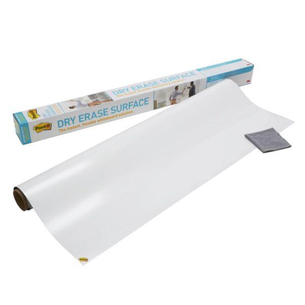Whiteboard folija za zid Post-it, samolepljiva 122x244cm 3M