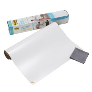 Whiteboard folija za zid Post-it, samolepljiva 61x91cm 3M