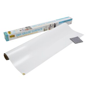 Whiteboard folija za zid Post-it, samolepljiva rolna 1524x121cm 3M
