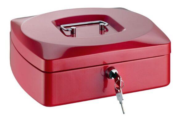 Kasa za novac Alco Premium 255x200x90mm crvena