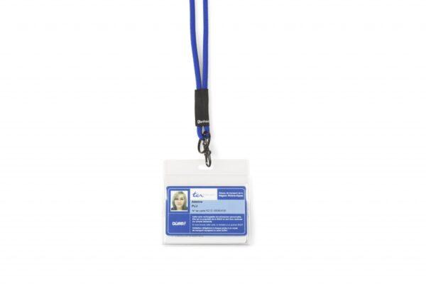 Multibadge holder za 4 ID kartice - 93x94 mm 1/10 transparent Tarifold