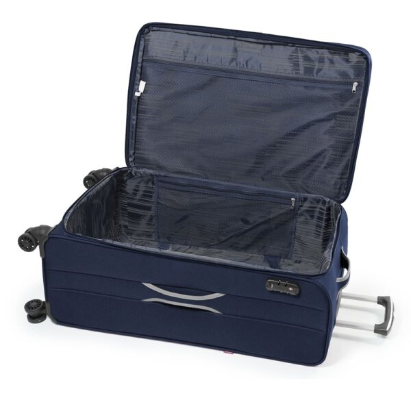 Kofer veliki 47x79x30 cm  polyester 90l-3,9 kg Zambia plava Gabol
