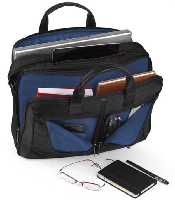 "Notebook torba 42x31x12 cm  15,6"" Stark crna Gabol"