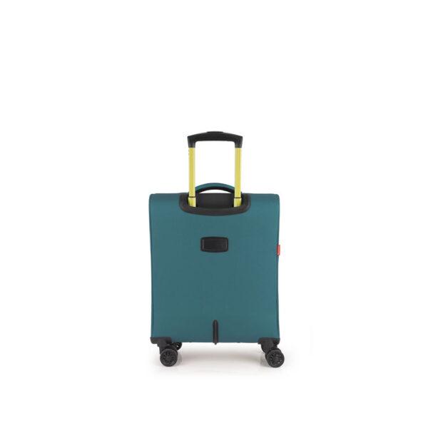 Kofer mali (kabinski) 39x54x20 cm  polyester 33l-2,5 kg Giro tirkiz Gabol