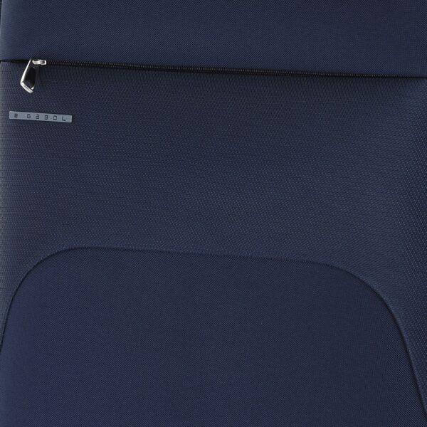 Kofer srednji 41x69x26 cm  polyester 60l-3,2 kg Zambia plava Gabol