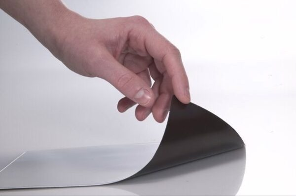 Magnetni džep za papir sa zatvaranjem na uglu A4, pak