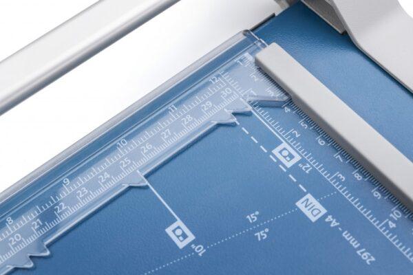 Potezni nož Dahle 507, A4/320 mm, 8 listova