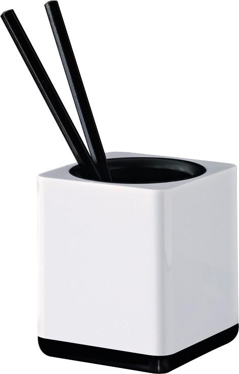 """Čaša za pisaći pribor """"iLine"""" bela Han"""