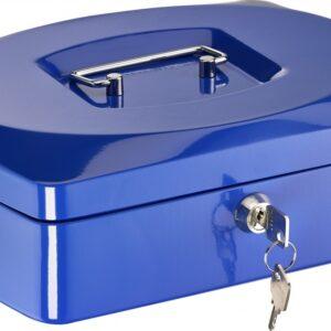 Kasa za novac Alco Premium 255x200x90mm plava