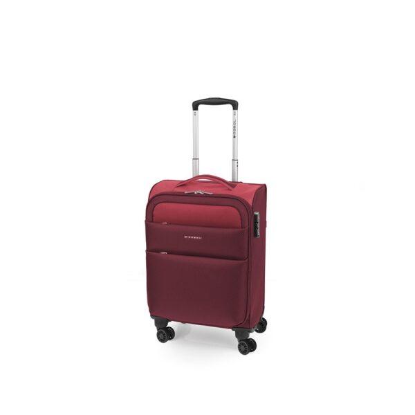 Kofer mali (kabinski) 35x55x20 cm  polyester 31l-2 kg Cloud extra light crvena Gabol