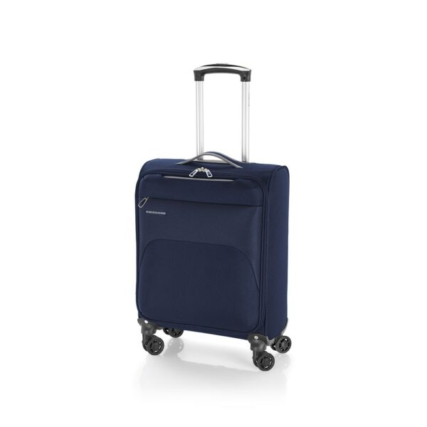 Kofer mali (kabinski) 38x55x20 cm  polyester 31l-2,6 kg Zambia plava Gabol